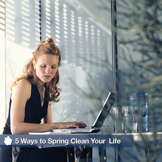 Spring Cleaning Your Personal and Professional Life