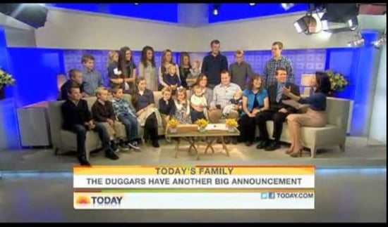 The Duggars Announce Their Twentieth Child