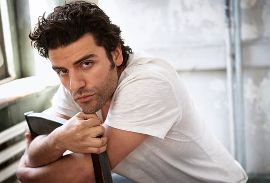 Oscar Isaac, the internet's boyfriend, covers Rolling Stone with a dog