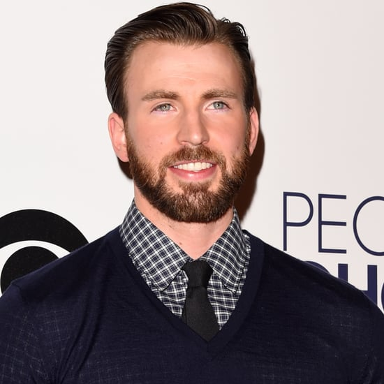 Chris Evans Big Muscles Pictures