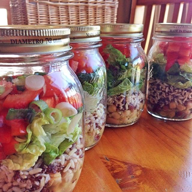 Complete Protein Salad