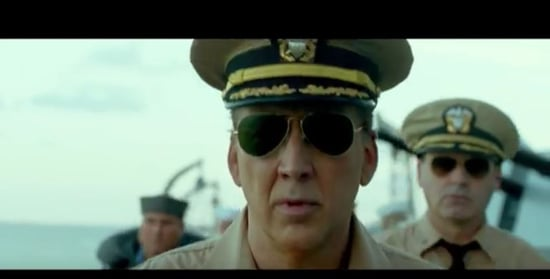 Nicolas Cage in first trailer for USS Indianapolis: Men of Courage