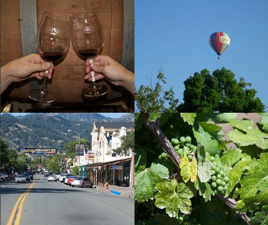 Sugar Shout Out: Sample Wine Country for Less in Calistoga