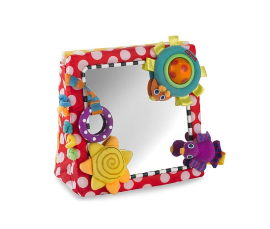 A Mirrored Toy