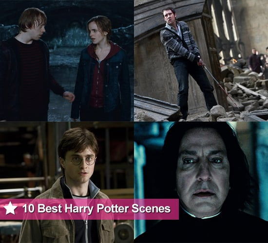 Best Scenes From Harry Potter and the Deathly Hallows Part 2