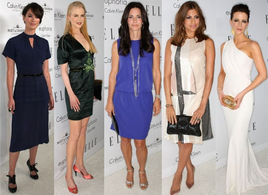 Photos From Elle Magazine's 15th Annual Women In Hollywood Including Jennifer Lopez