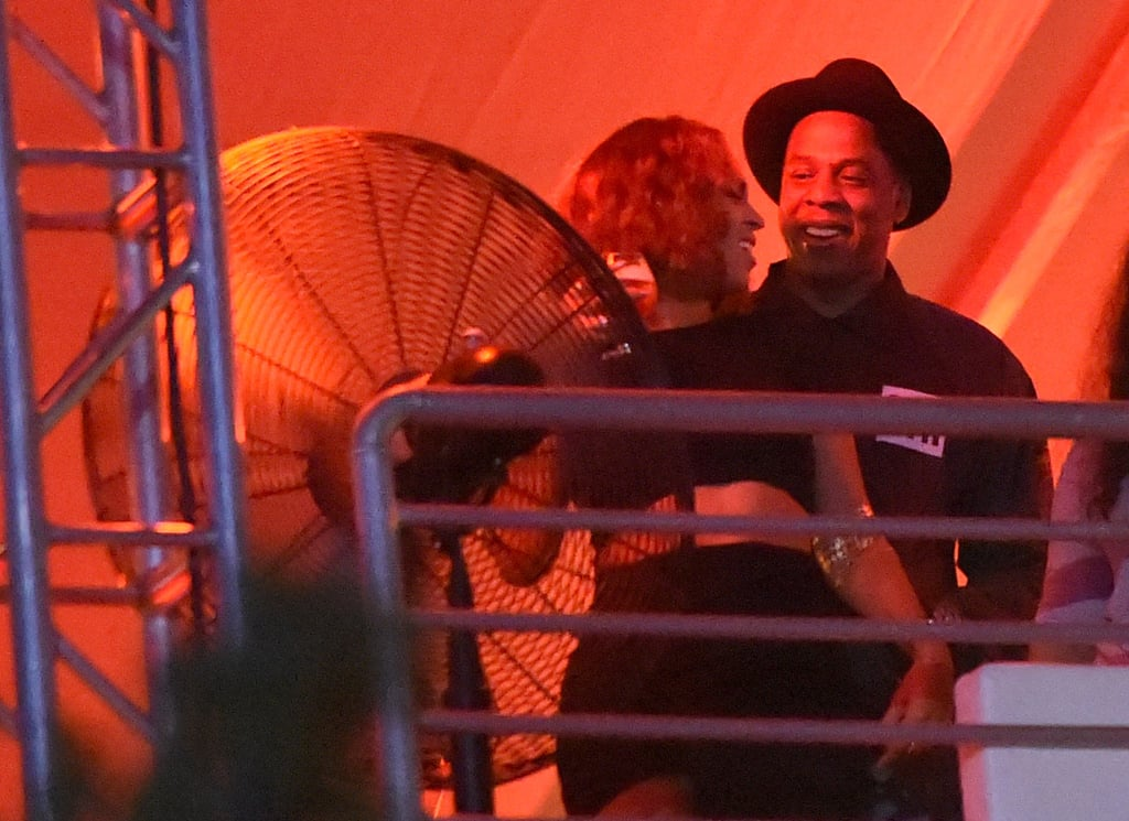Beyoncé and Jay Z's Labor Day PDA Puts an End to Any Divorce Rumors