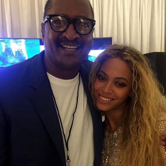 Beyoncé Shares Personal Photos of Her Family: 'I Love You Guys So Deep'