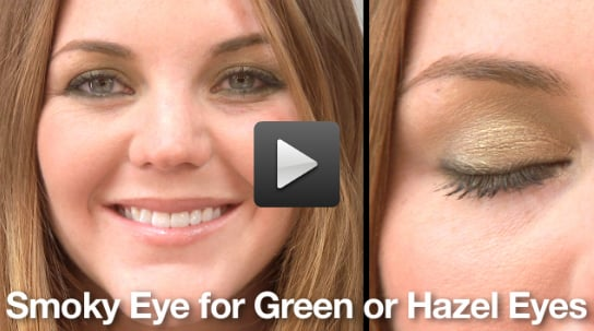 Sugar Shout Out: Get a Smokin' Hot Look For Green Eyes