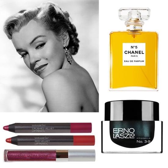 Marilyn Monroe's Favorite Beauty Products