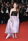 Julianne Moore also stuck to Dior for The Great Gatsby's premiere at Cannes. Hers was a voluminous two-toned gown, which she paired with shiny silver sandals.