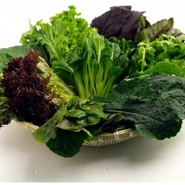 Why You Should Eat Leafy Greens