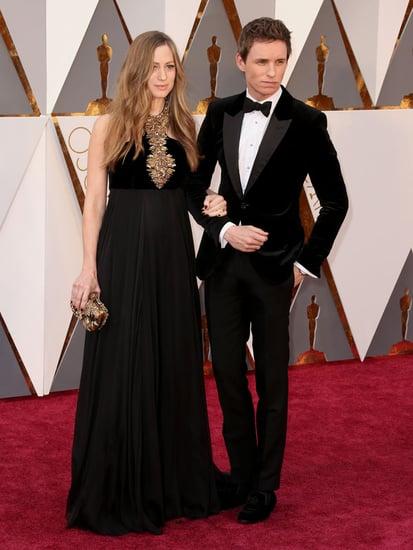 Eddie Redmayne and wife Hannah Welcome Baby Iris