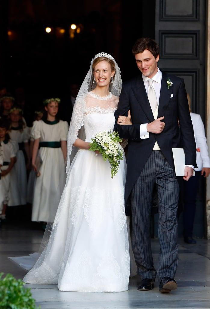 Royal Wedding Wear Crossword : Royal wedding dresses popsugar fashion