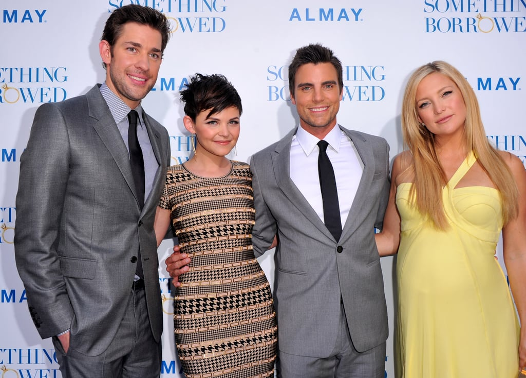 The Cast of Something Borrowed