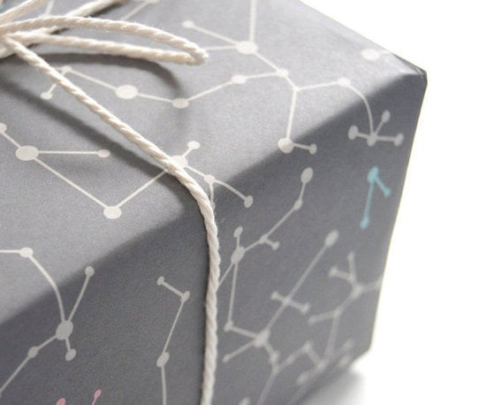 Quirky Wrapping Paper For the Geekiest of Gifts
