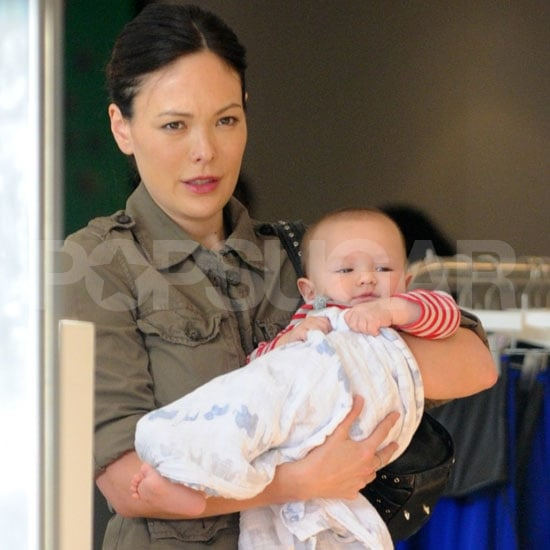 Photo of Lindsay Price & her Son  Hudson Stone