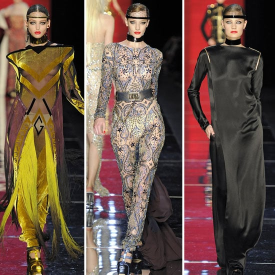 Jean Paul Gaultier Couture Collection Fall 2012 Pictures