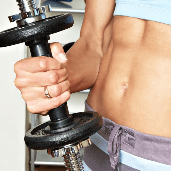 How to Get Minka Kelly's Abs