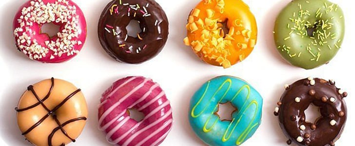 Warning: You're About to Get the Biggest Doughnut Craving of Your Life