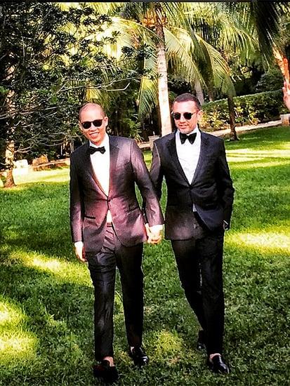 Celeb-Loved Designer Jason Wu Marries Longtime Partner Gustavo Rangel