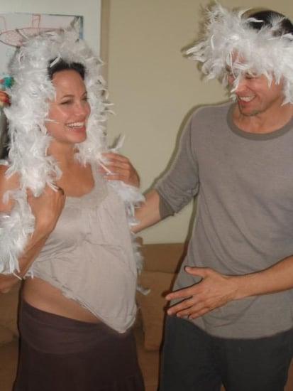 Angelina's Baby Shower
