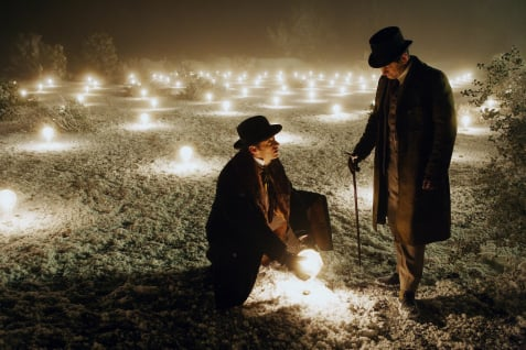 Oscar Nominee: The Prestige for Art Direction