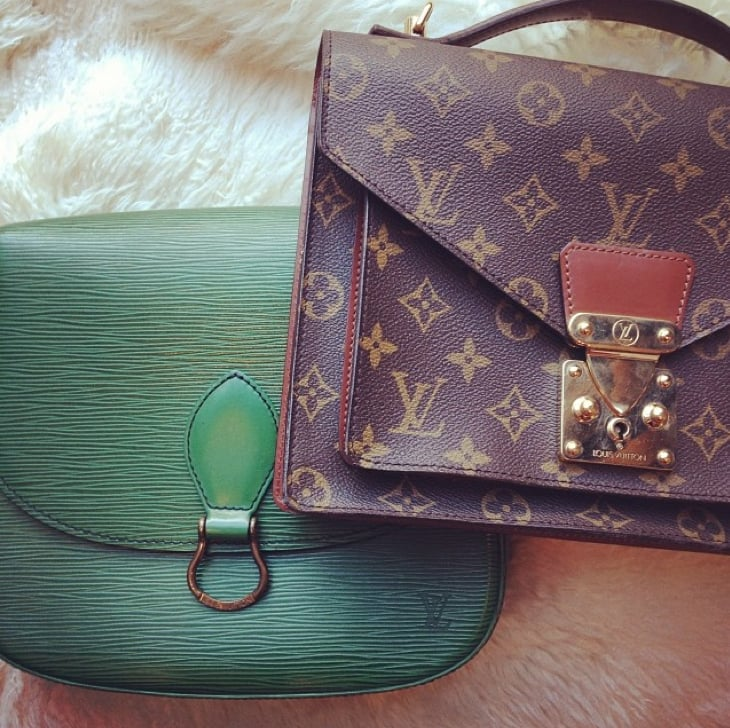 PS: In your years of buying and selling, have you found any consistency with the kinds of items that sell best?  CM: Hermes, Chanel, and Christian Louboutin are always favorites! Buyers love accessories; they're a great buy because you know they will fit! PS: Are there specific times of the year that are better for buying and selling particular pieces if you're looking for a good deal? CM: Think opposite. Buying clothes during the off season is the best way to score a deal. The beginning of Winter is the best time to buy those Chanel sunglasses, while the beginning of Summer can be the best time to score a great coat. Source: Instagram user shopedropoff
