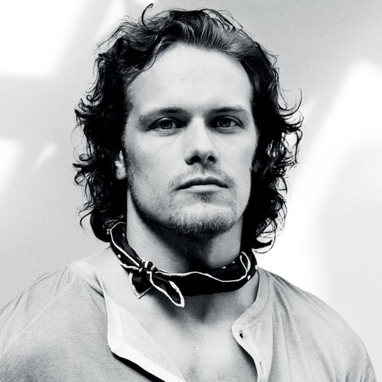 Sam Heughan in Interview Magazine May 2016