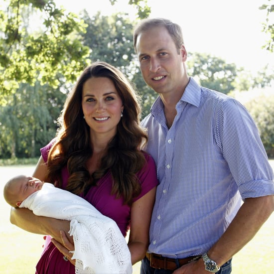Prince George's Christening Facts