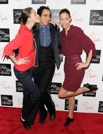Photos From Z SPOKE By Zac Posen Launch Party at Saks in New York
