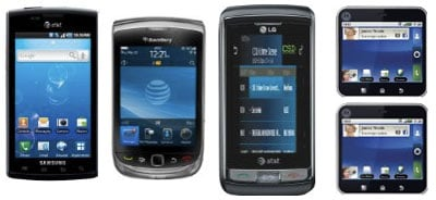 Amazon and AT&T Smartphones on Sale For a Penny