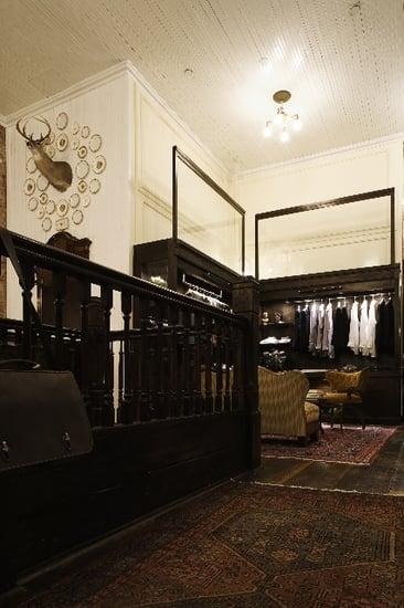 Retail Interiors: Billy Reid New York