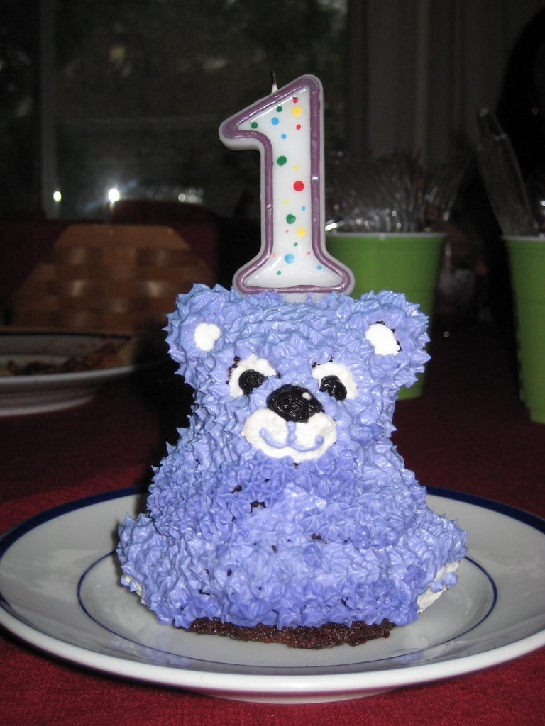 If You Can Bearly Believe Baby Is One...