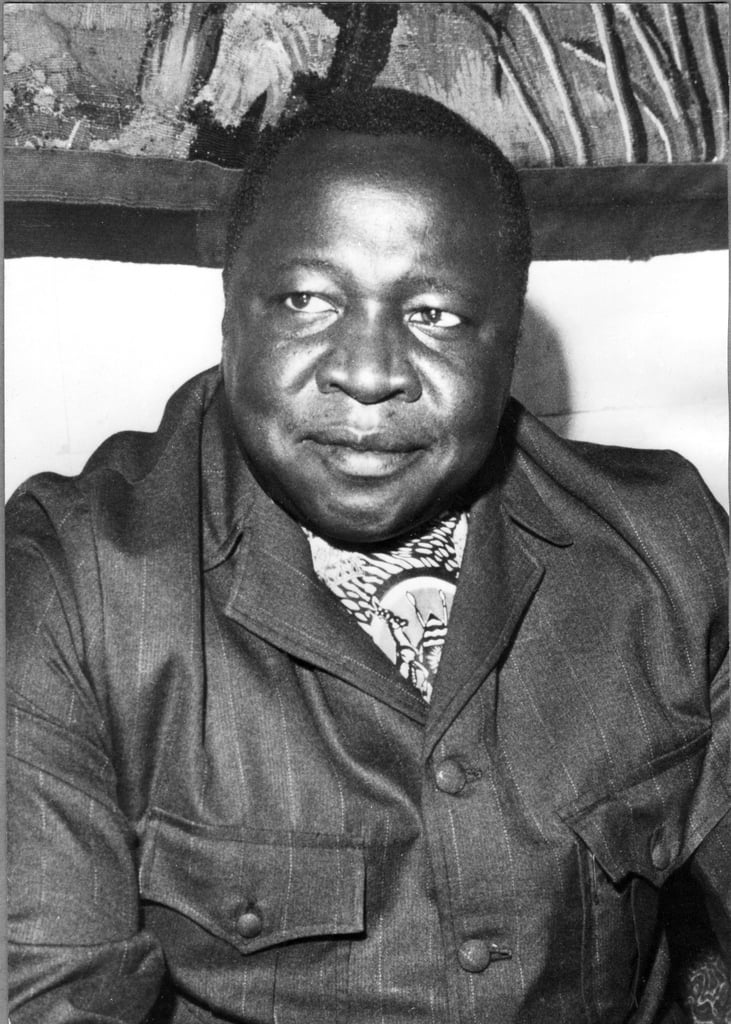 The Real-Life Idi Amin
