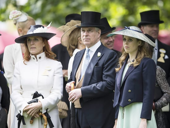 Prince Andrew Brings Ex-Wife Fergie to Royal Ascot
