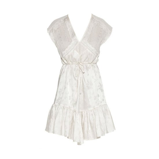 Be Angelic in White Broidery Anglaise