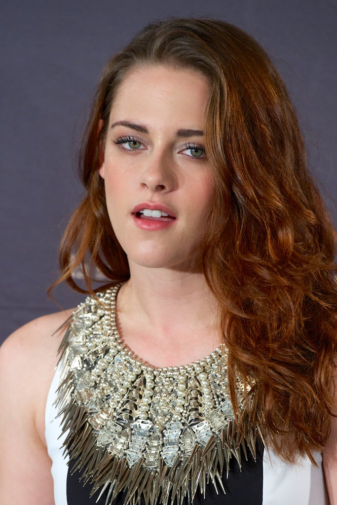 Kristen Stewart stepped out in Madrid