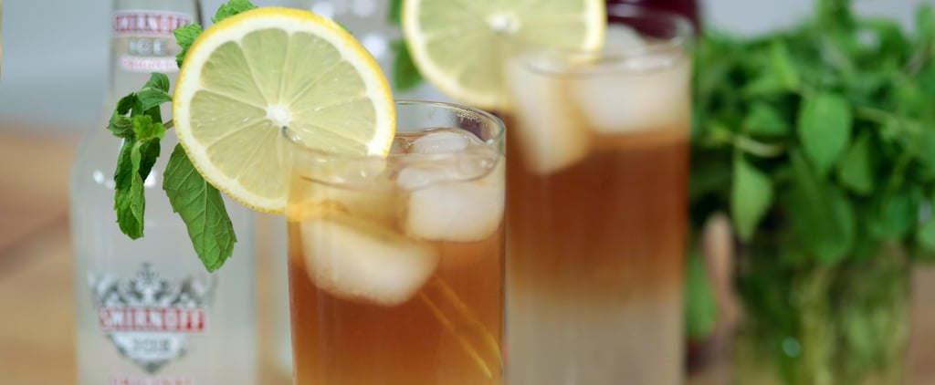 Add a Twist to the Classic Arnold Palmer