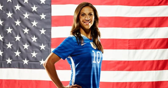 Soccer Player Carli Lloyd: 25 Things You Don't Know About Me (Nick Lachey Was My Celeb Crush)