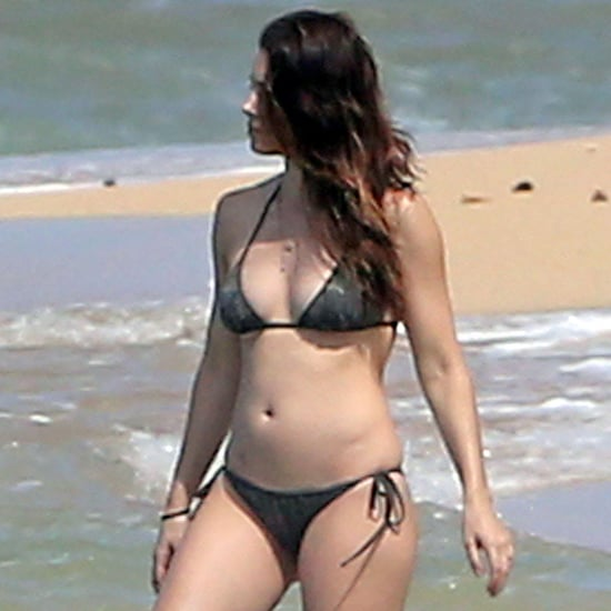 And Jewish Jessica biel bikini pictures grew