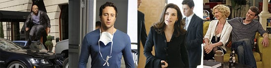 Photos and Video Preview Clips of New CBS Shows The Good Wife, Accidentally on Purpose, Three Rivers, NCIS: Los Angeles