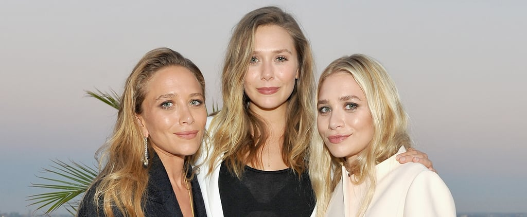 Triple the Fun: The Olsen Sisters Come Together For a Special Occasion