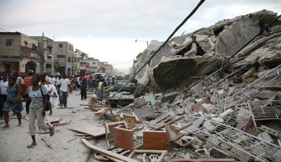 Speed Read! Disaster Hits Haiti, Celeb-Activists Speak Out