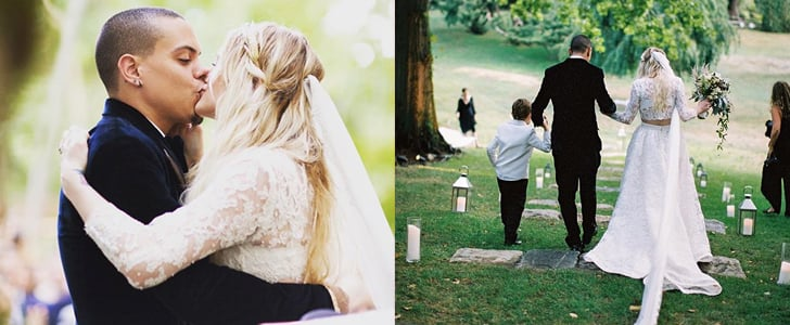 Ashlee Simpson's New Wedding Pictures Are Beyond Beautiful