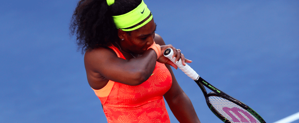 Serena Williams's Bid For Another Grand Slam Ends With a Shocking Loss