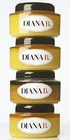 Diana B. Sugar Body Scrubs