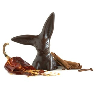 Unique Chocolate Bunnies