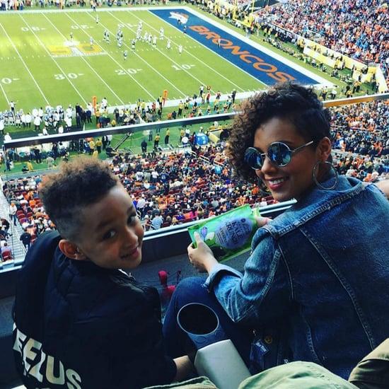 Celebrity Super Bowl Instagram Pictures 2016