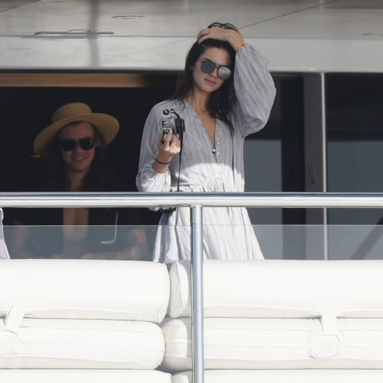 Kendall Jenner's Getaway With Harry Styles Winter 2015